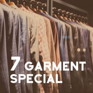 7 Garment Package